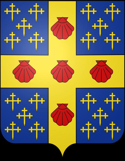 Blason de la famille d'Argenteau