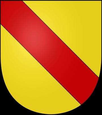 Blason de la famille von Baden