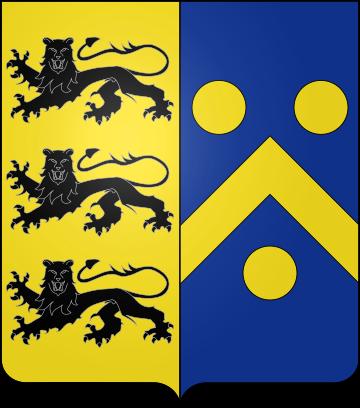 Blason de la famille de Warenghien de Flory