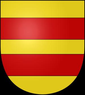 Blason de la famille von Oldenburg