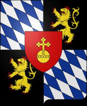 Blason de la famille von Wittelsbach