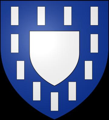 Blason de la famille de Wavrin de Villers-au-Tertre