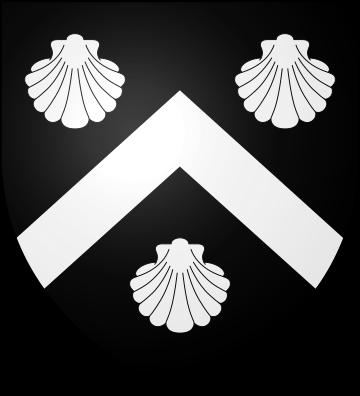Blason de la famille van de Woestyne