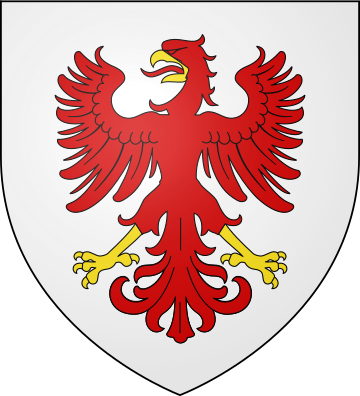 Blason de la famille d'Abancourt