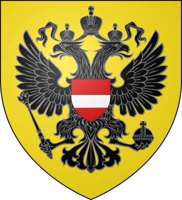 Blason de la famille von Habsburg