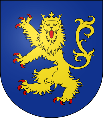 Blason de la famille von Schwarzburg