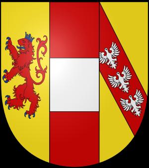 Blason de la famille von Habsburg-Lothringen