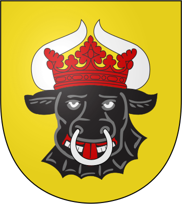 Blason de la famille von Mecklenburg
