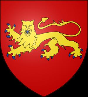 Blason de la famille d'Aquitaine (Aquitaine)