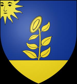 Blason de la famille Dadvisard (Toulouse, Forez)