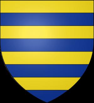 Blason de la famille de Habart (Nord)