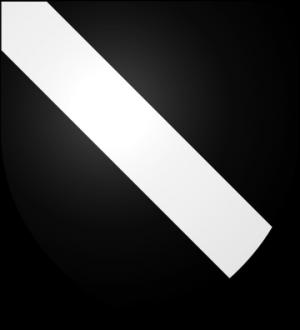 Blason de la famille de La Rivière