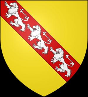 Blason de la famille d'Aubigny (Bourbonnais, Berry)