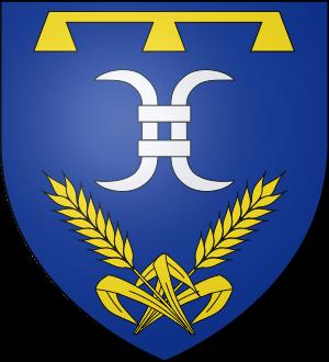 Blason de la famille Jacobé de Goncourt (Perthois)