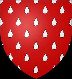 Blason de la famille Aigue (Dauphiné)