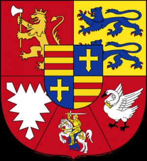 Blason de la famille von Schleswig-Holstein-Gottorp