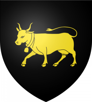 Blason de la famille de Vachon (Dauphiné)