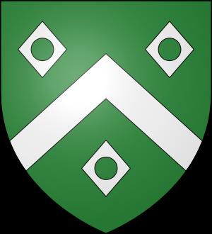 Blason de la famille du Wicquet (Picardie, Boulonnais)