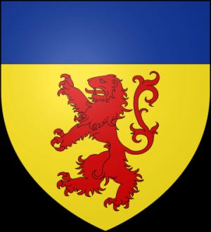 Blason de la famille d'Agay (Franche-Comté)