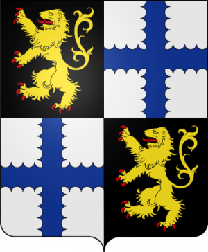 Blason de la famille van Wittem (Limbourg)