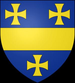 Blason de la famille Aubin (Bretagne)