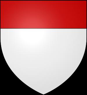 Blason de la famille d'Avaugour (Bretagne)