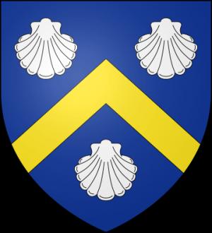 Blason de la famille Jacque de Mainville (Orléanais)
