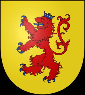 Blason de la famille von Habsburg (Suisse)