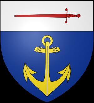 Blason de la famille Sablon du Corail (Bretagne)