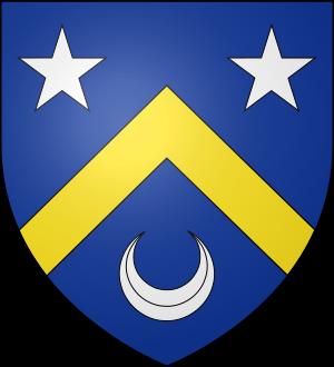 Blason de la famille Wartelle d'Herlincourt (Artois)