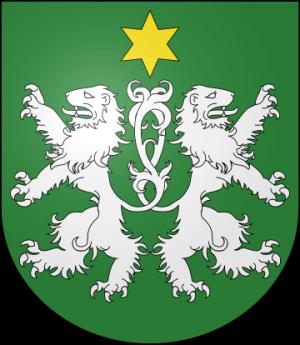 Blason de la famille de Jacquier de Rosée (Brabant)