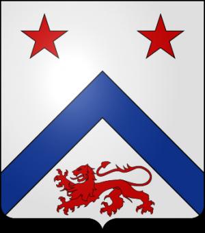 Blason de la famille Warnier de Wailly (Artois)
