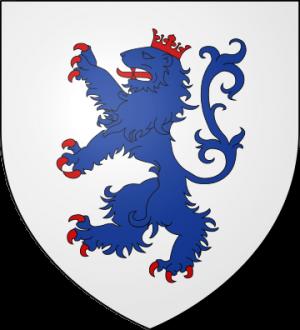 Blason de la famille de Pouilly
