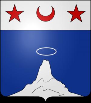 Blason de la famille de Taffanel de La Jonquière (Languedoc)