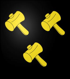 Blason de la famille d'Udekem (Belgique)