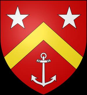 Blason de la famille Cabarrus (Navarre, Languedoc, Guyenne)