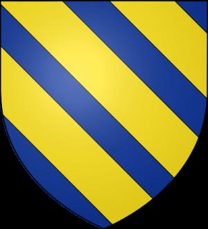 Blason de la famille de Witasse (Picardie)