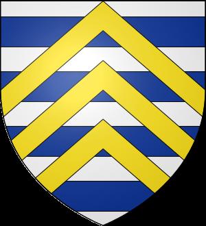 Blason de la famille Babin de Lignac (Poitou)