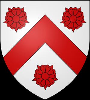Blason de la famille de Wicardel (Hainaut, Picardie et Savoie)