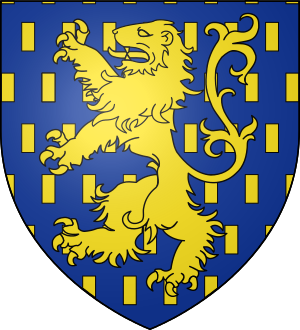 Blason de la famille de Nassau