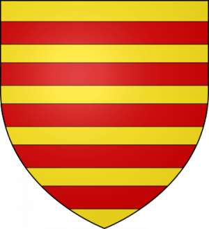 Blason de la famille Aubéry (Paris, Berry, Picardie, Bretagne)