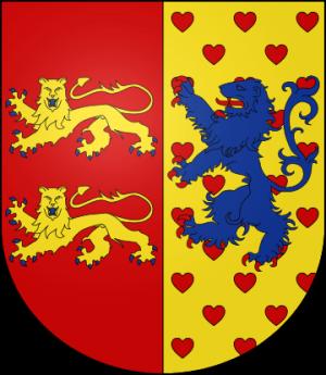 Blason de la famille von Braunschweig-Lüneburg