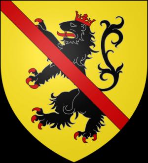 Blason de la famille de Namur