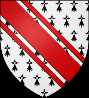 Blason de la famille de Beaufort