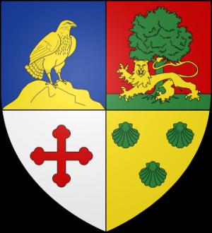 Blason de la famille d'Abbadie d'Ithorrotz