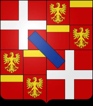 Blason de la famille de Savoie-Tende