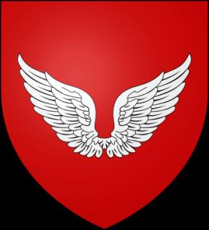 Blason de la famille de Wissel (Berry, Touraine)