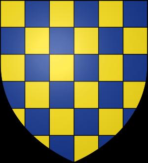 Blason de la famille de Warren (Normandie, Angleterre, Irlande et Lorraine)