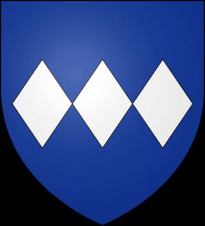 Blason de la famille de Nagu (Beaujolais)