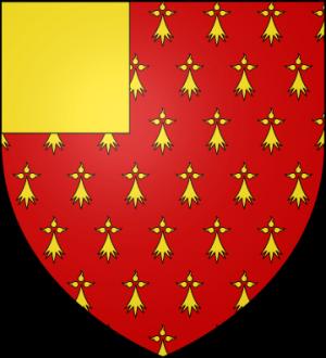 Blason de la famille Ancelon (Poitou)